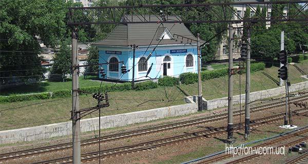 """Станция """"Пост Волынский"""""""