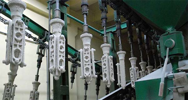 Линия на заводе SPECODLEW