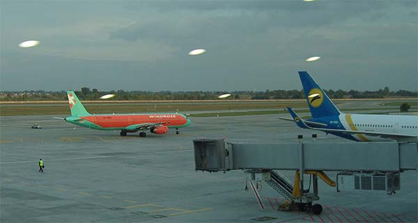 Заготовки для Airbus и Boeing