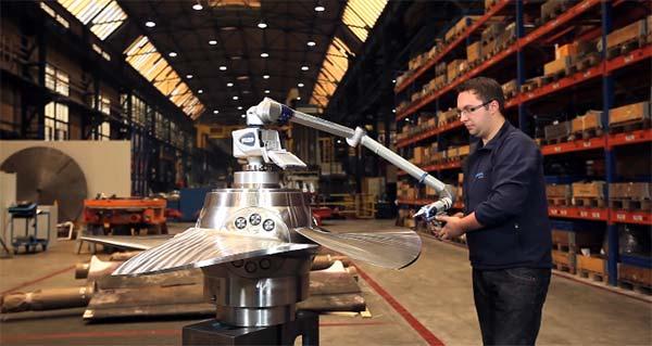 Измерительная машина FARO Prime