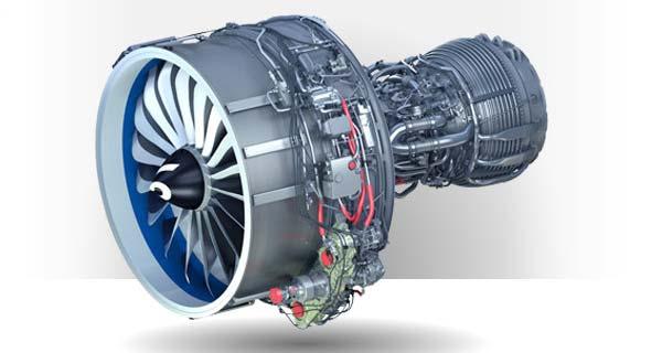 Авиадвигатель LEAP
