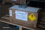 Дегазатор для медных сплавов DEGASAL CU T200 (производитель SCHÄFER, Германия) на складе ООО 'Инженерная компания САС' в Киеве