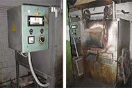 Термическая печь КС600/25 до модернизации