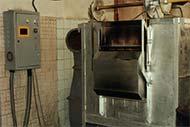 Термическая печь КС600/25 (после модернизации)