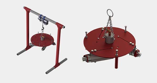 Оборудование ANTALYA MAKINA для набивки печей