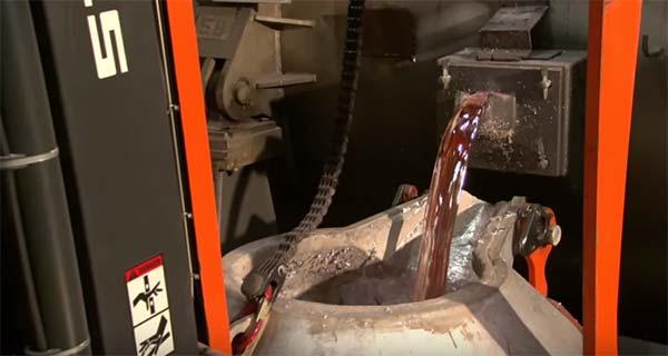 Производство блоков цилиндров на BMW