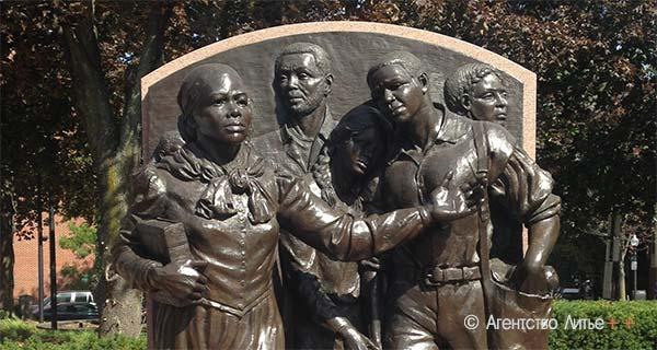 Мемориал Harriet Tubman