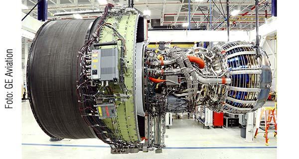 Двигатель GE Aviation