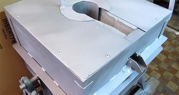 Печь электросопротивления ETF-A20