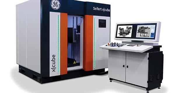 320 кВ система рентгеноскопической инспекции Seifert x|cube