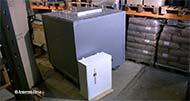 Электрическая стационарная плавильно-раздаточная тигельная печь сопротивления мод. ESF-BU300, производитель: ООО 'Инженерная компания САС'