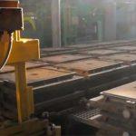 Знакомство с литейным цехом «Роменского завода «Тракторозапчасть»