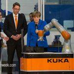 Midea (Китай) увеличивает долю в Kuka Robotics до 95%