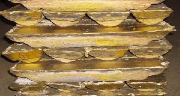 Чушка бронзовая