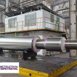 «Энергомашспецсталь» выиграла тендер на изготовление ротора турбины для BHEL