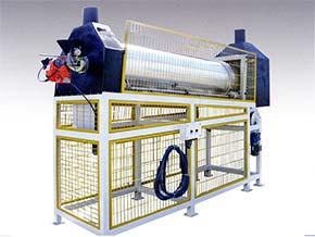 Рис. 2: Chip drying furnace