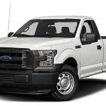 На автосалоне NAIAS в США Ford показывает F-150 на дизельном топливе