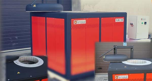 Электрическая тигельная плавильная / раздаточная печь сопротивления мод. TL 300 / 1100