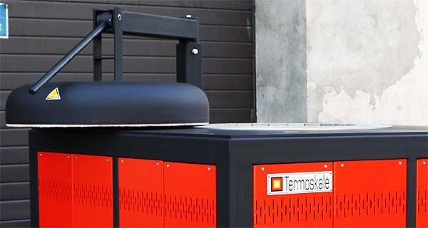 Электрическая тигельная печь TL 250/1100