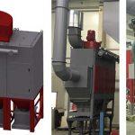 Gostol разработала пылеуловитель к дробеметам сертифицированный IFA