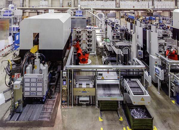 Новый завод Pierburg
