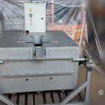 Электрическая тигельная плавильная поворотная печь сопротивления мод. ETF-A80-ew