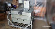 Электрическая поворотная плавильная тигельная печь сопротивления мод. ETF-A80-ew, производитель: ООО 'Инженерная компания САС'