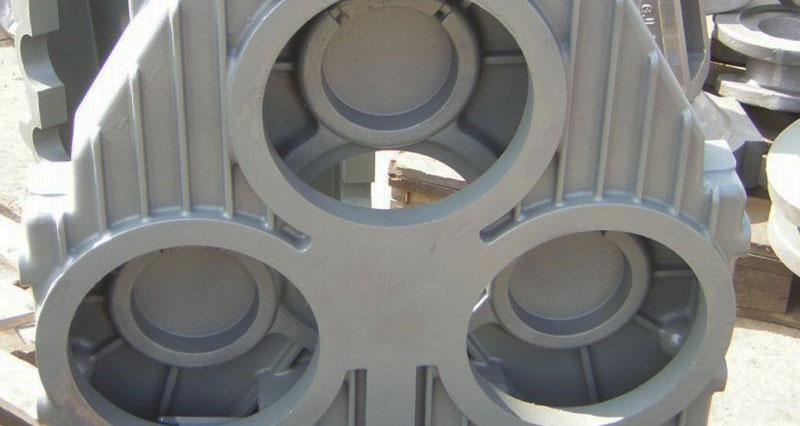 Чугунная отливка модифицированная CALOY