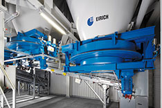 Смесеприготовительное оборудование Maschinenfabrik Gustav Eirich
