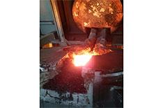 3-х тонная индукционная тигельная печь Inductoterm, уже год успешно работает на заводе «М-ЛИТ» в Никополе