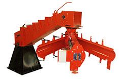 Смеситель непрерывного действия Omega Foundry Machinery Ltd. (Великобритания)