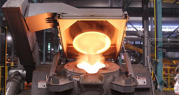 Индукционная печь Inductotherm