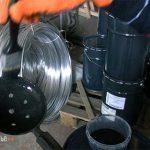Технология нанесения антипригарного покрытия SA-0508 FONDERMAT S.P.A. на инструмент литейщика