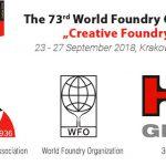 Hüttenes-Albertus стала золотым спонсором 73-го Всемирного литейного конгресса