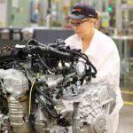 Honda America Mfg., Inc. выпустила 25-ти миллионный двигатель