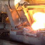 Плавильные системы компании Inductotherm, Великобритания