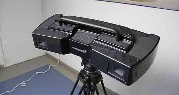 Оптический сканер SMARTTECH 3D
