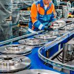 Fritz Winter открывает литейный завод в США