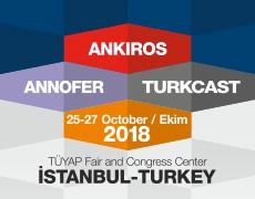ANKIROS / ANNOFER / TURKCAST 2018