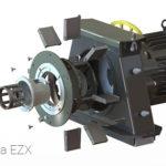 Wheelabrator запускает инновационную турбину EZX для литейных заводов