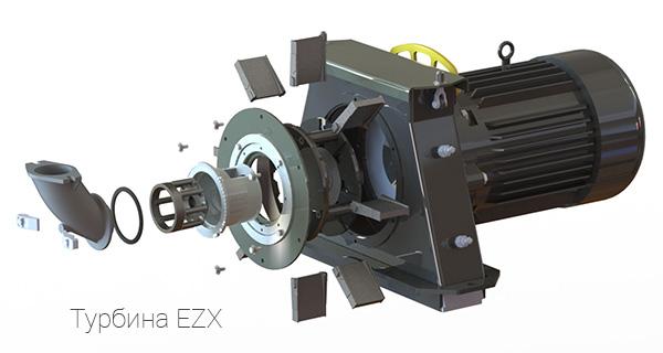 Турбина EZX
