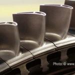 Siemens получила награду от ASME за первые успешно работающие 3D-печатные турбинные лопатки
