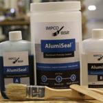 AlumiSeal ™ — герметик для алюминиевых отливок