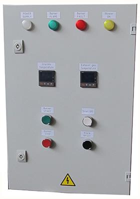 Шкаф управления поворотной жидкотопливной печи