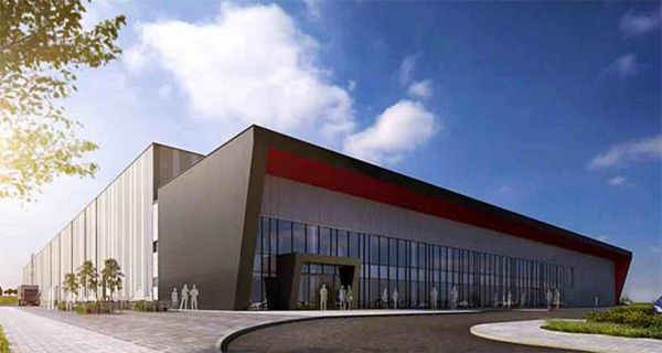 Новый литейный завод Magna