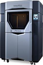 3D принтер Fortus 450mc (производитель Stratasys, США)
