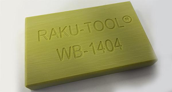 Модельные плиты RAKU‐TOOL® WB‐1404