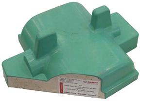 RAKU-TOOL® гелькоут система из полимочевины PG-3104/PH-3954