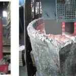 Ротор дегазатора Morgan (Noltina, Германия) из карбида кремния