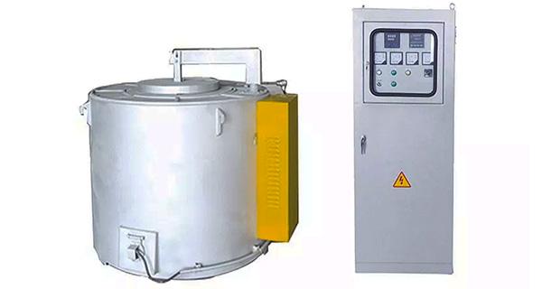 Электрическая тигельная печь сопротивления EM-A
